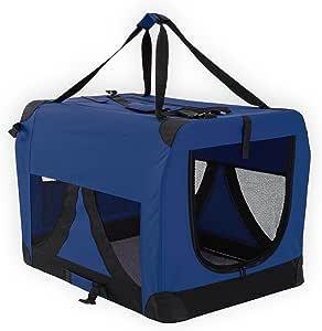 Paw Mate Soft Dog Crate XXXL - Blue (PET-02XXXL-BU)