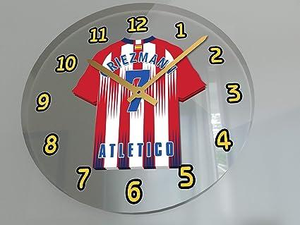 Amazon.com: FanPlastic Antoine Griezmann 7 Atletico Madrid ...