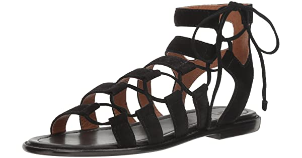 39d43722f0c FRYE Women s Blair Side Ghillie Gladiator Sandal