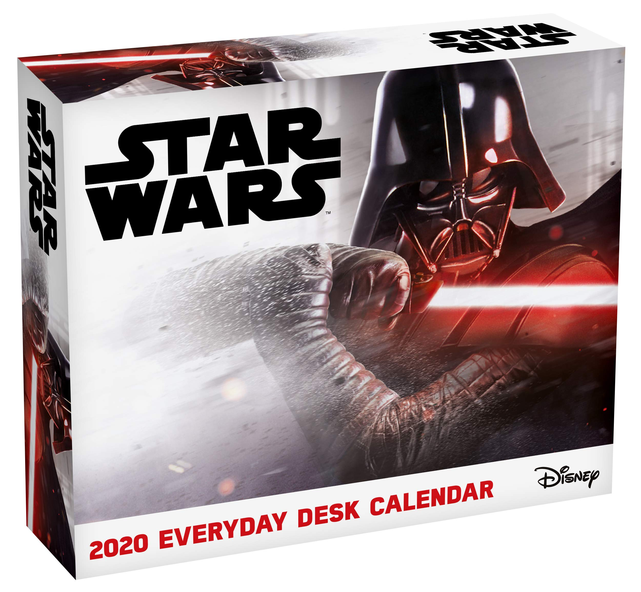 Star Wars 2020 Desk Block Calendar - Official Desk Block Format Calendar by Star Wars
