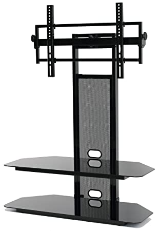 Amazon Com Transdeco Tv Stand With Universal Mounting System For 35