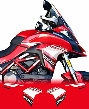 Stickers Compatible For Ducati Multistrada 1200 2016 2017