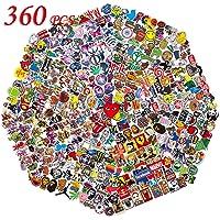 QWDDECO Sticker Pack (360 PCS) Vinilo Pegatinas