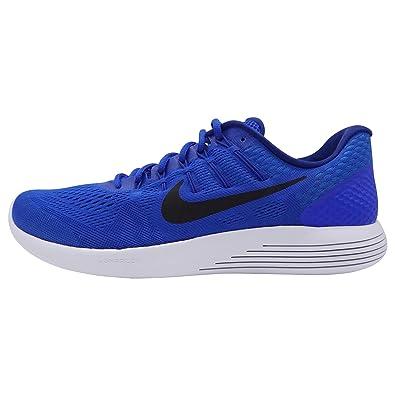 best value c9ffd 49fb7 Nike Herren Lunarglide 8 Laufschuhe, Azul (Racer BlueBlack-Deep Royal Blue