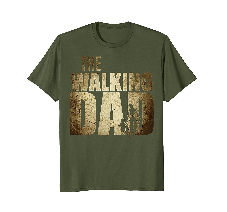 520e1868 Dad Gifts for Christmas, Walking Dad Shirt, Funny Dad Shirts – Paramatee