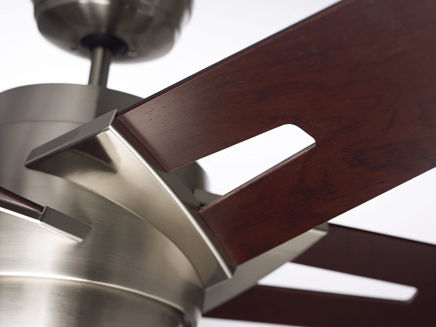 Emerson aira eco 72 inch oil rubbed bronze modern ceiling fan free - Emerson Ceiling Fans Cf550dmbs Luxe Eco Modern Ceiling Fans With Light And Wall Control 54 Inch Blades Brushed Steel Finish Close To Ceiling Light