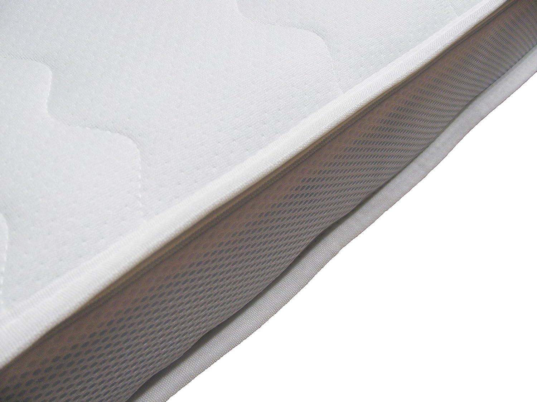 ARBD Topper by, Matratzenauflage, Kaltschaum, 7cm 7cm 7cm - XL10cm - XL Wave 10cm - XXL Rave 12cm, alle Größen - Schlafen wie auf Wolken H2 + H3 … (H2 Wave XL - 10cm, 180x200) 1ef24d