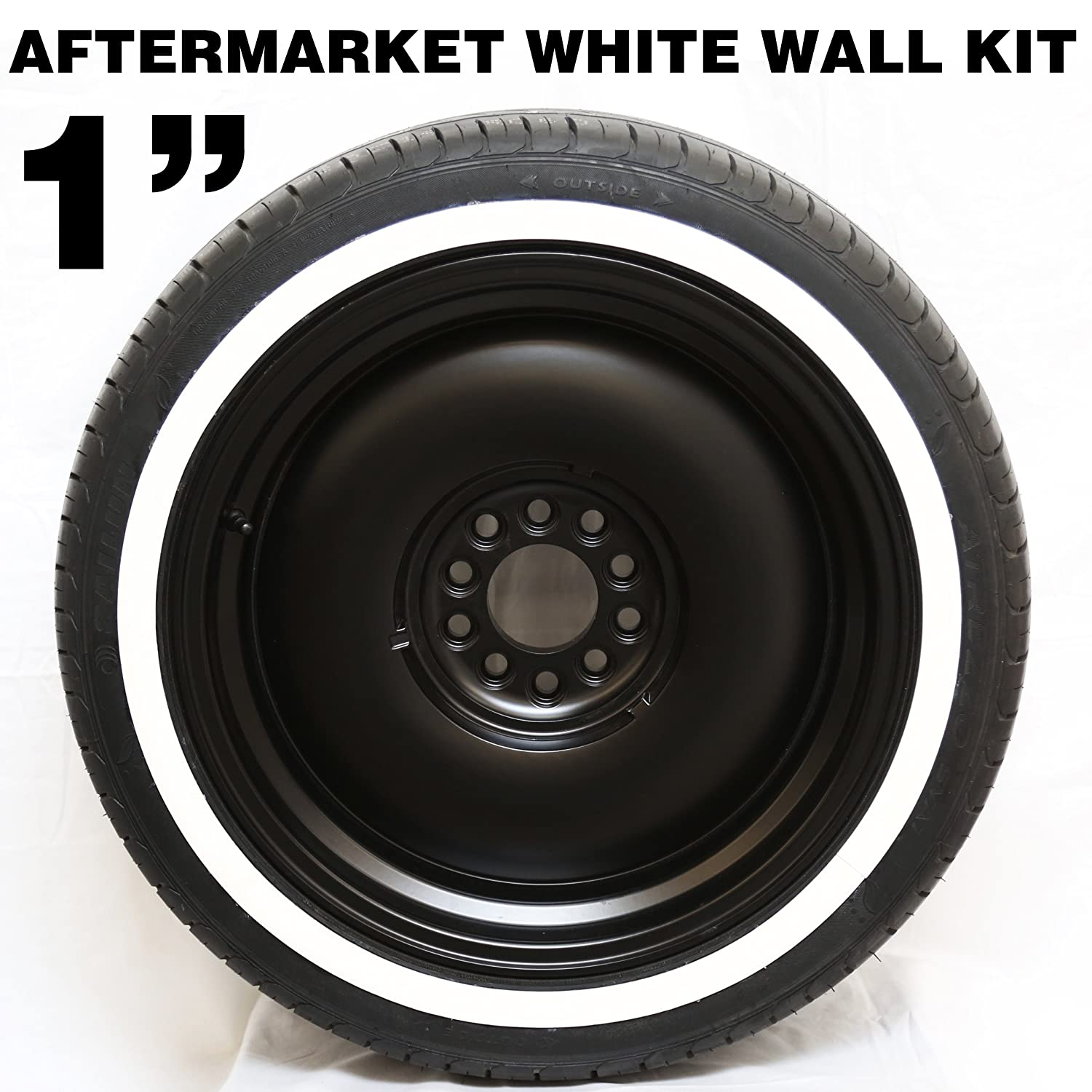 Amazon White Wall Tire Kit Do It Yourself White Wall Tire
