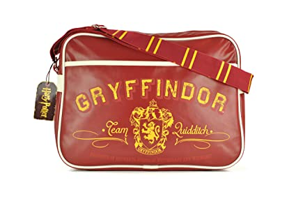 7a54e675b7bb Image Unavailable. Image not available for. Colour  Harry Potter Retro Bag  - Gryffindor
