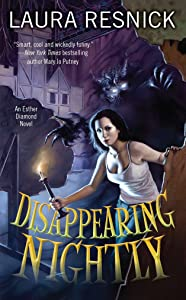 Disappearing Nightly (Esther Diamond Novel)