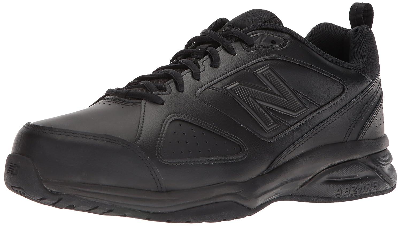 New Balance mx623 V3 de Entrenamiento Para Hombre Zapatos 18 4E US|Cuero negro