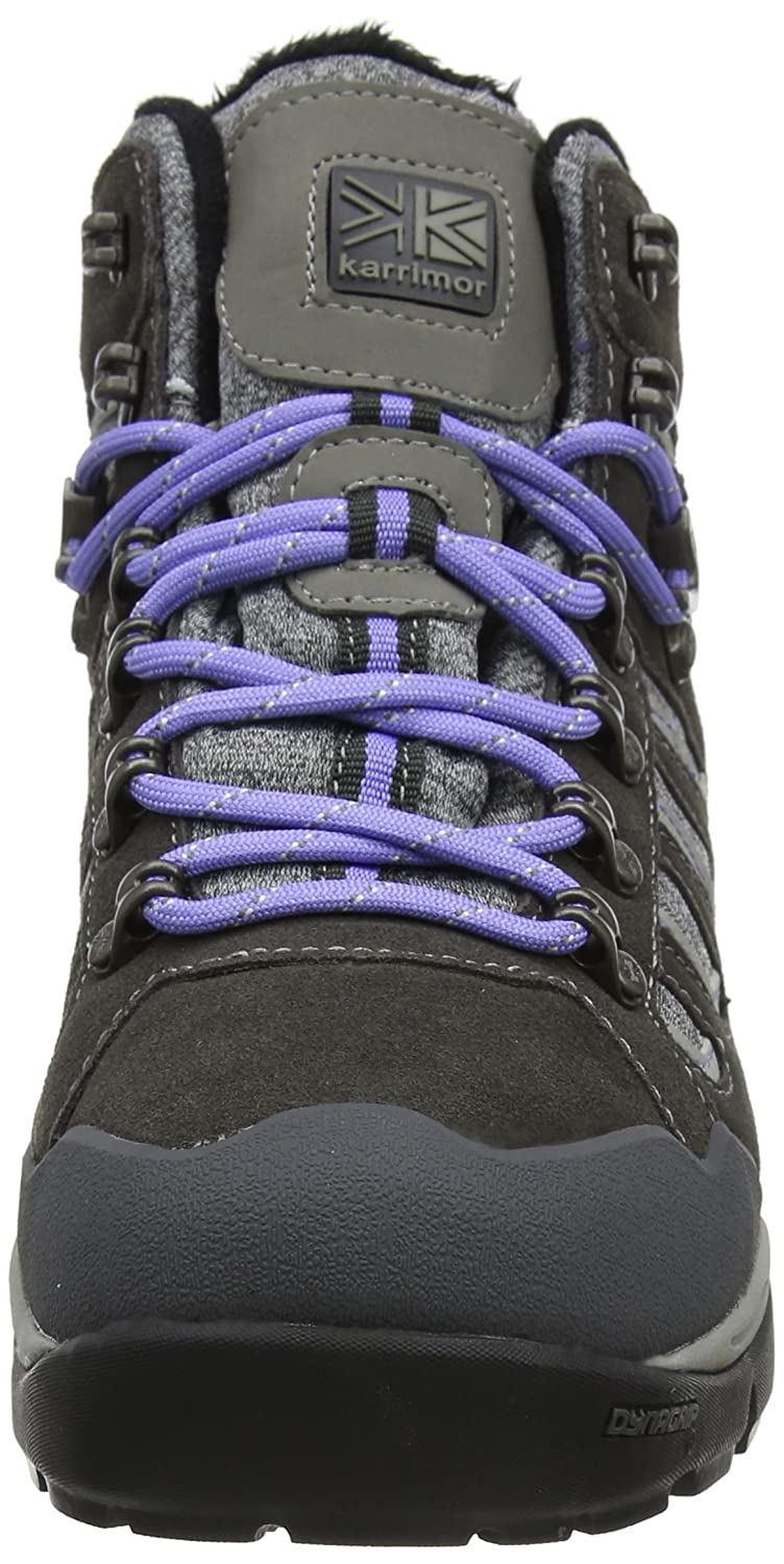 Karrimor Damen Bodmin Winter Ladies Ladies Winter Weathertite Trekking-& Wanderstiefel Grau (Grau) f4a347