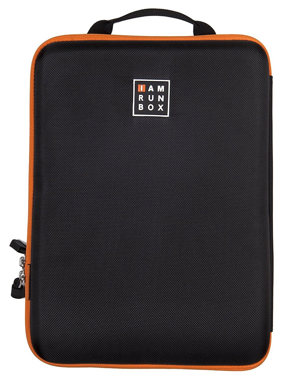 IAMRUNBOX - Portatrajes de viaje naranja Doublepack 0116-0204-02