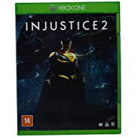 Injustice 2 Br - 2017 - Xbox One