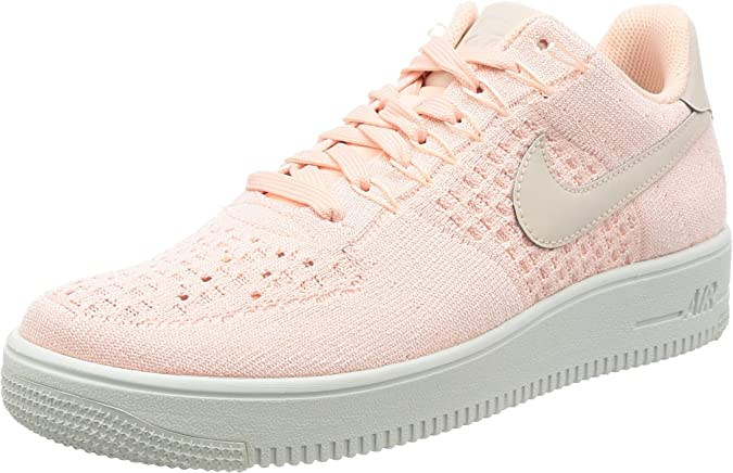 Nike Air Force 1 Flyknit scuro