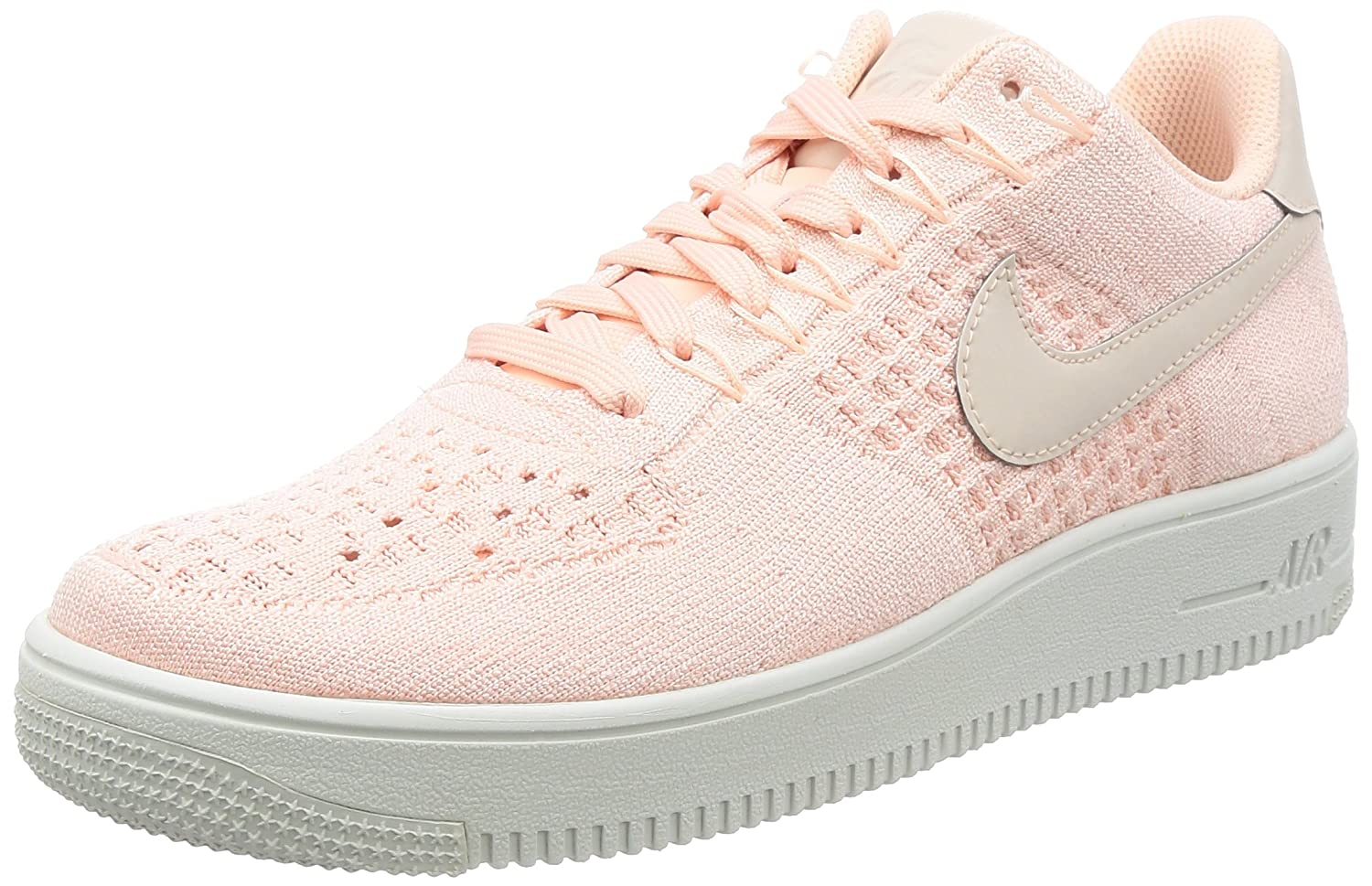new arrival 26a42 d727f Nike Air Force 1 Ultra Flyknit Low Mens Trainers: Amazon.co ...
