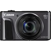 Canon PowerShot Digital Camera with 3-Inch LCD, Black (SX720 HS)