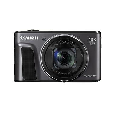 Canon PowerShot SX720 HS (Black)