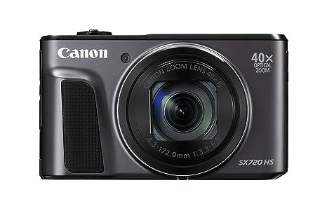 Review Canon PowerShot SX720 HS