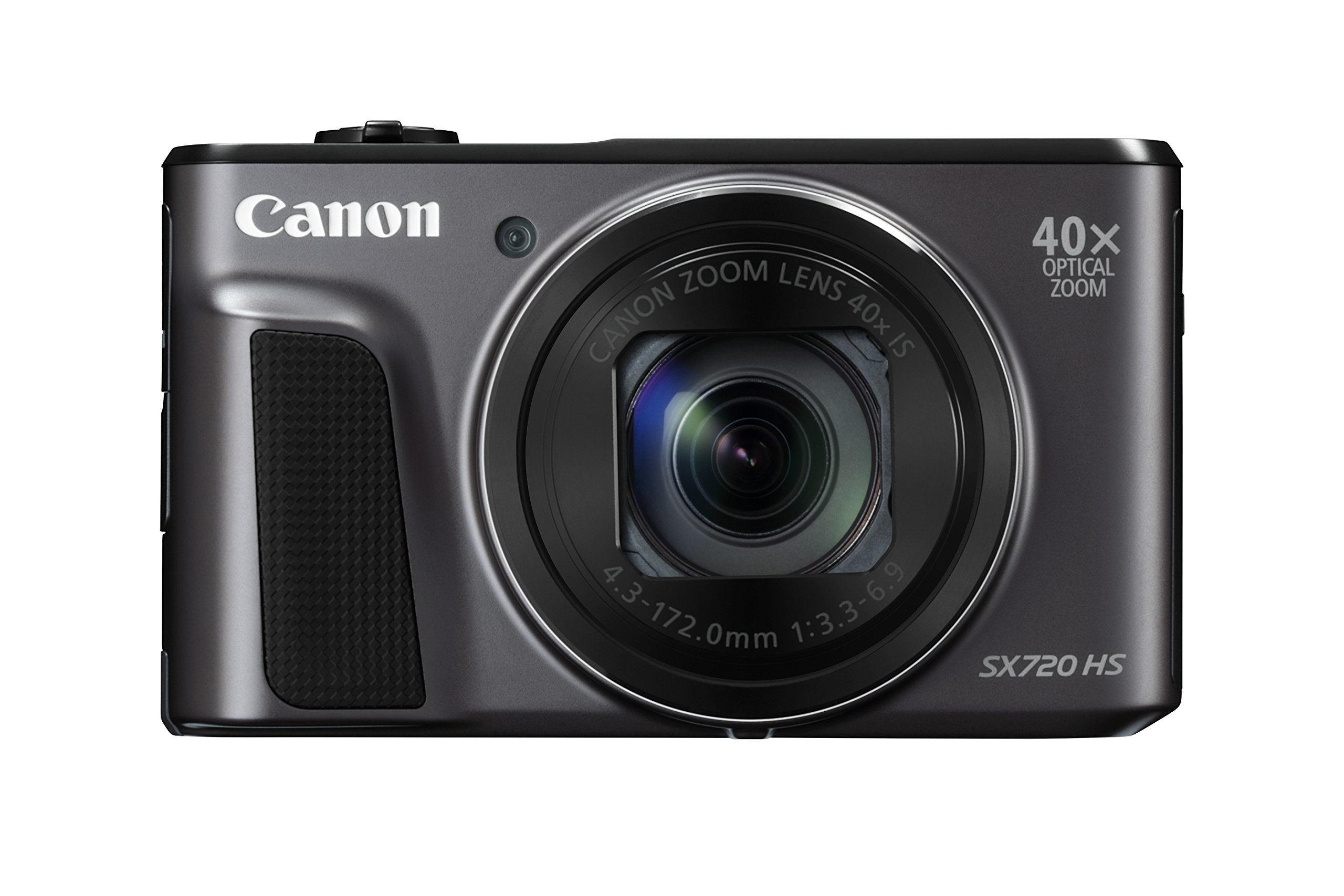 Canon PowerShot SX720 HS (Black) by Canon
