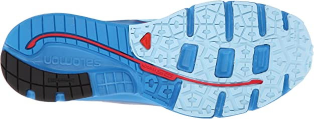 Salomon Rosso/Fucsia EU: Amazon.es: Zapatos y complementos
