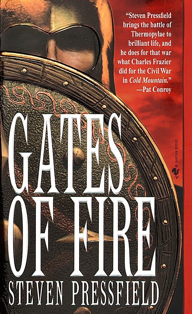Amazon.com: Gates of Fire: An Epic Novel of the Battle of ...