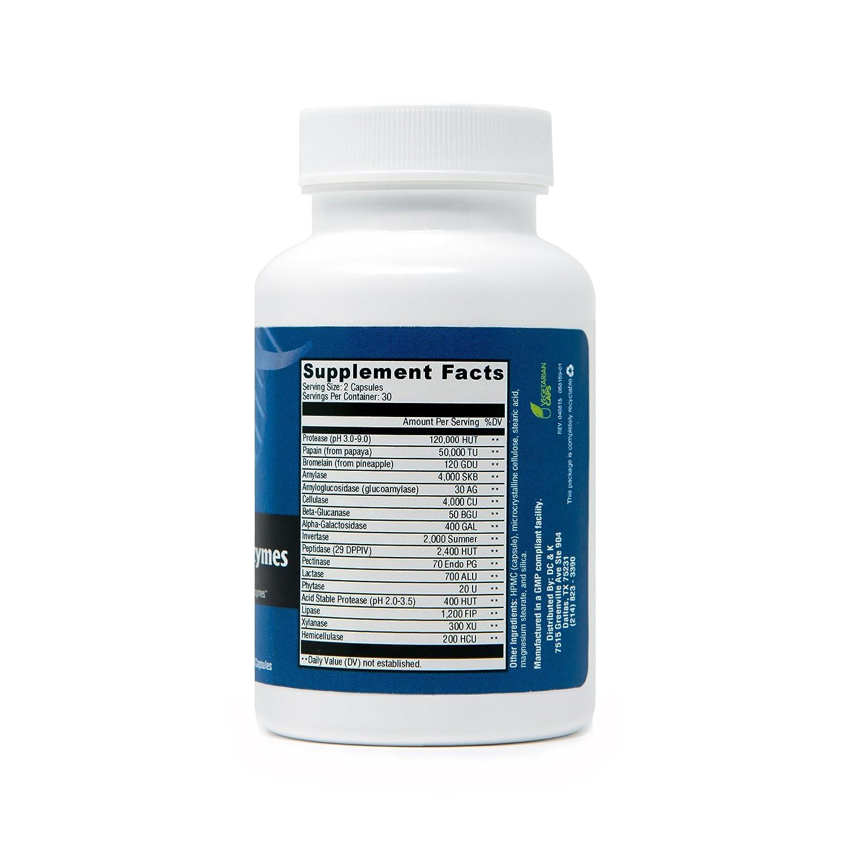 Amazon.com: Total enzimas digestivas: Health & Personal Care