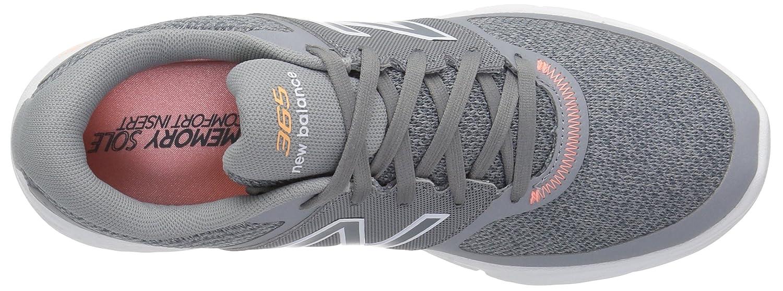 New Balance B01FSIM2O0 Women's WA365v1 CUSH + Walking Shoe B01FSIM2O0 Balance 11 B(M) US|Grey/White 42689a