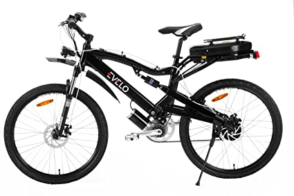Amazon.com: evelo Aries Electric bicicleta con NuVinci N360 ...