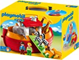 Playmobil 6765 1.2.3 Floating Take Along Noah´s Ark