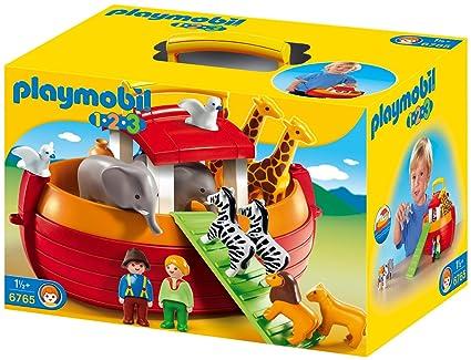 PLAYMOBIL® 1.2.3 My Take Along Noah´s Ark