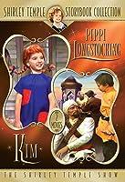Shirley Temple: Pippi Longstocking / Kim