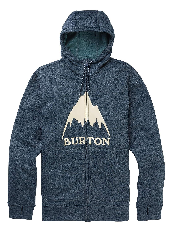 Burton Men's Oak Full-Zip Hoodie