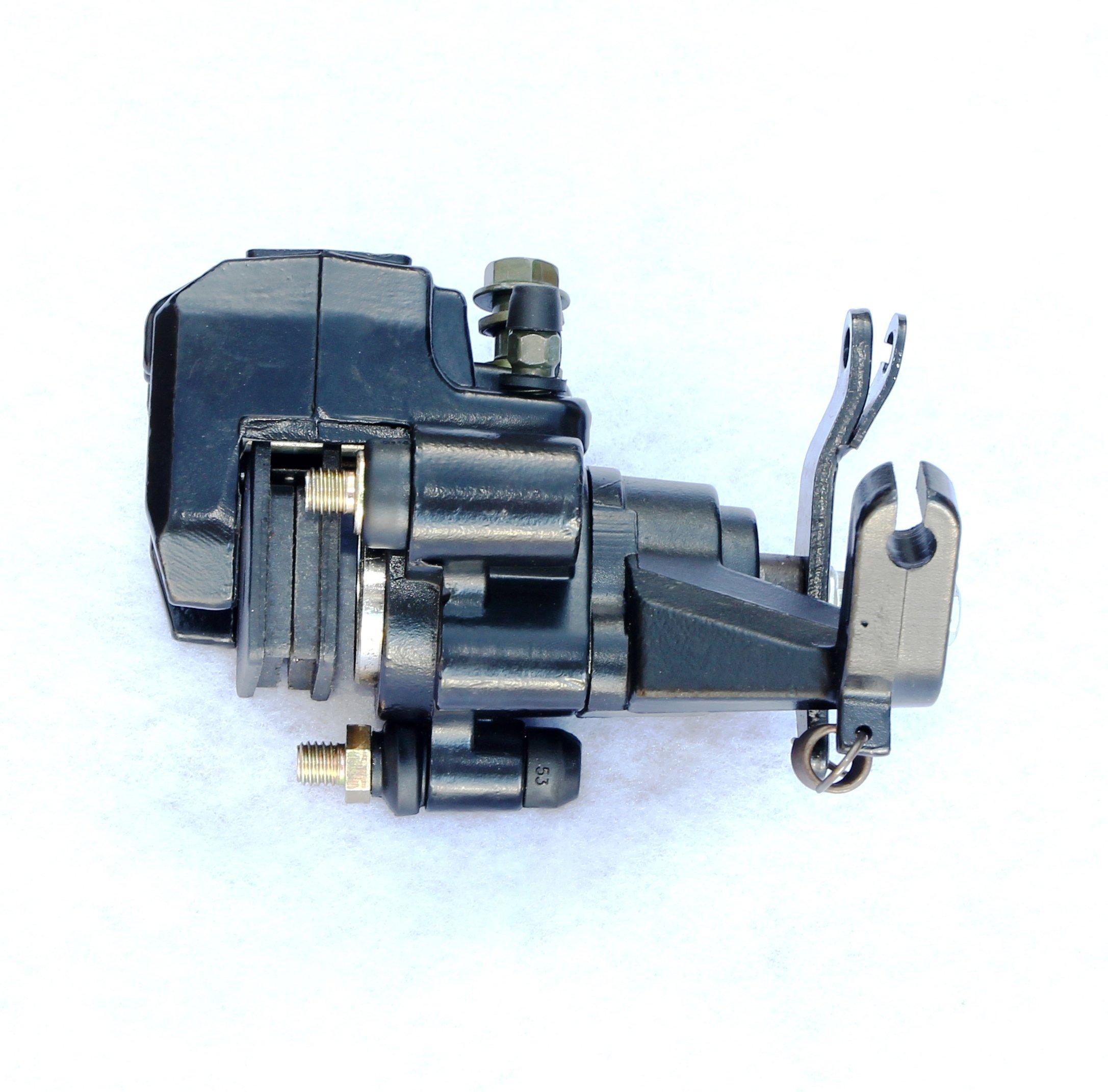 Suzuki Rear Brake Caliper for Quadrunner Quadsport Quadracer - Direct OE Replacement