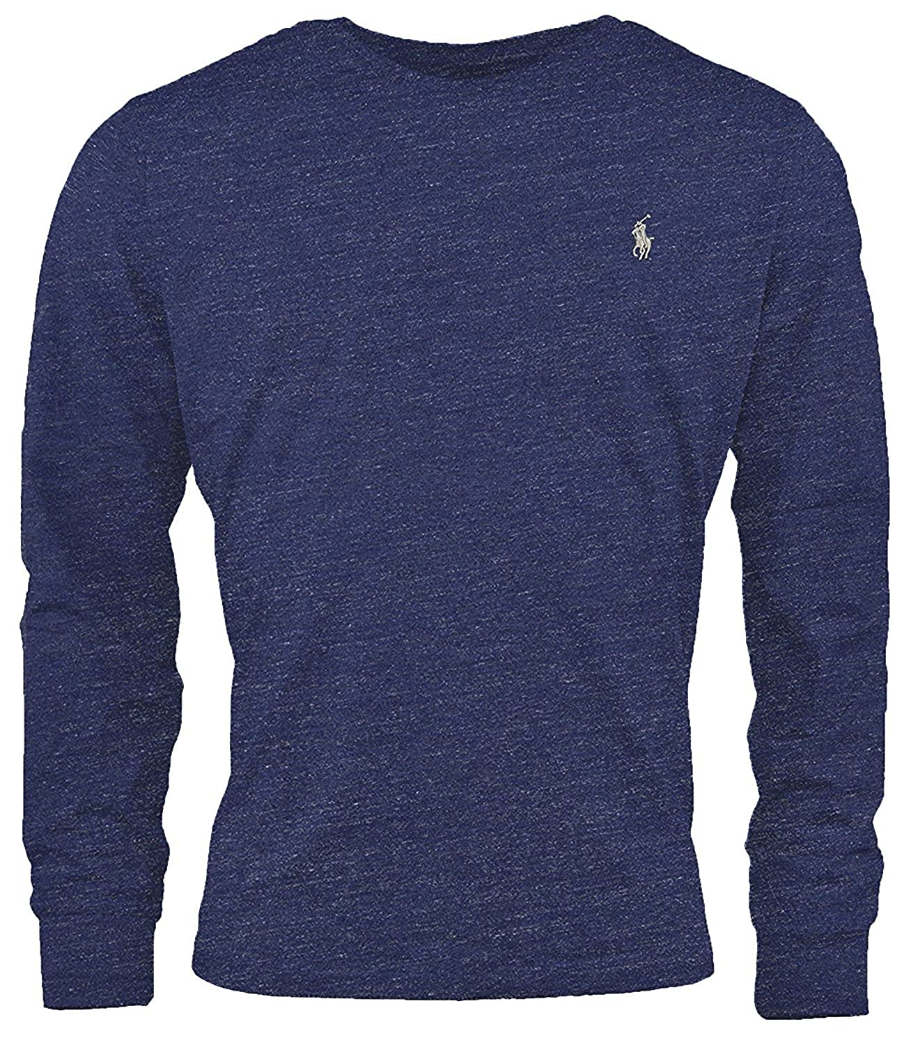 110790fbdd1b0 Polo Ralph Lauren Mens Big & Tall Long Sleeve Crew Neck T-Shirt | Amazon.com