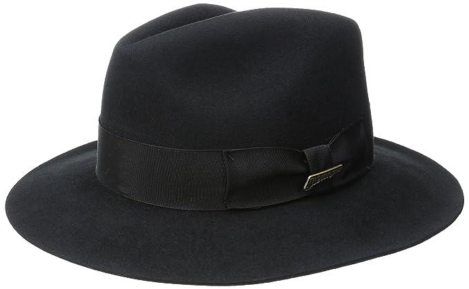 1930s Mens Hat Fashion Indiana Jones Fur Felt Fedora $69.95 AT vintagedancer.com