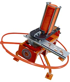Do All Outdoors Fowl Play Automatic Clay Pigeon Skeet Thrower Trap 25 Capacity