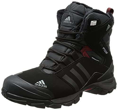 adidas Performance WINTER HIKER SPEED CP PL, Scarpe da escursionismo e trekking uomo, Nero