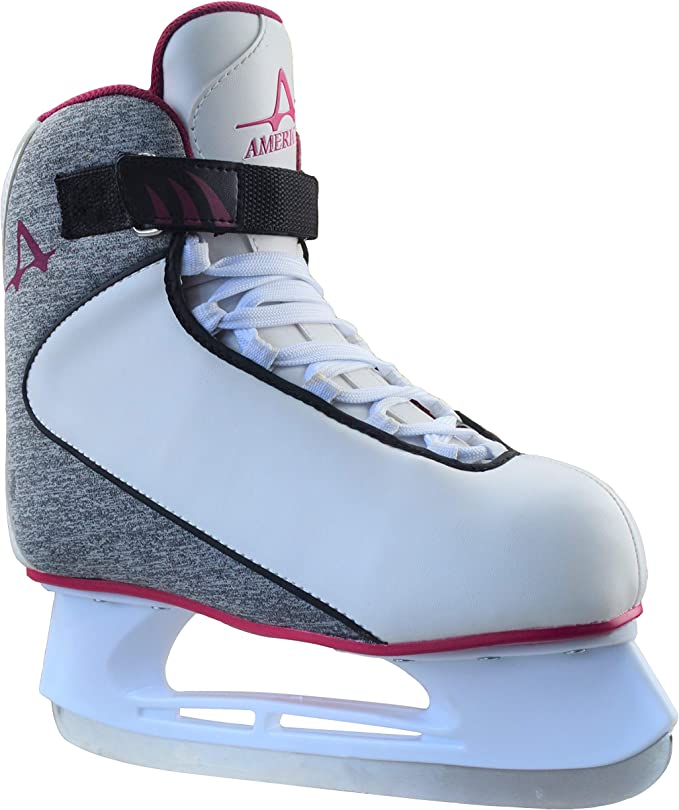 American Athletic Shoe Co.Women's American Soft Boot hockey Skate