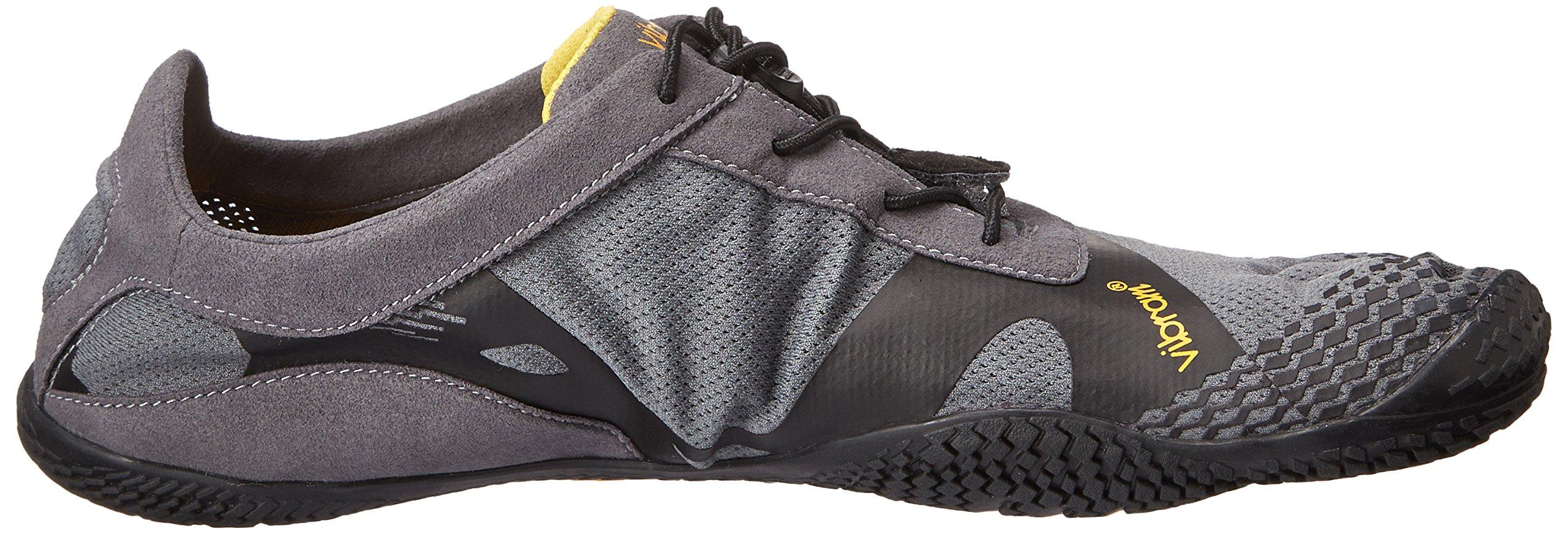 Vibram Men's KSO EVO Cross Training Shoe,Grey/Black,41 EU/8.5-9.0 M US by Vibram (Image #9)