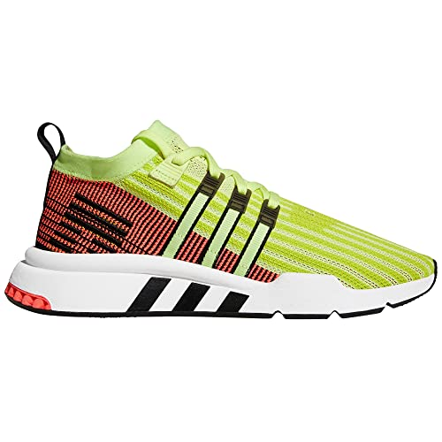 Adidas EQT Support Mid ADV B37436 Primeknit VerdeRojo. Zapatillas Deportivas para Hombre