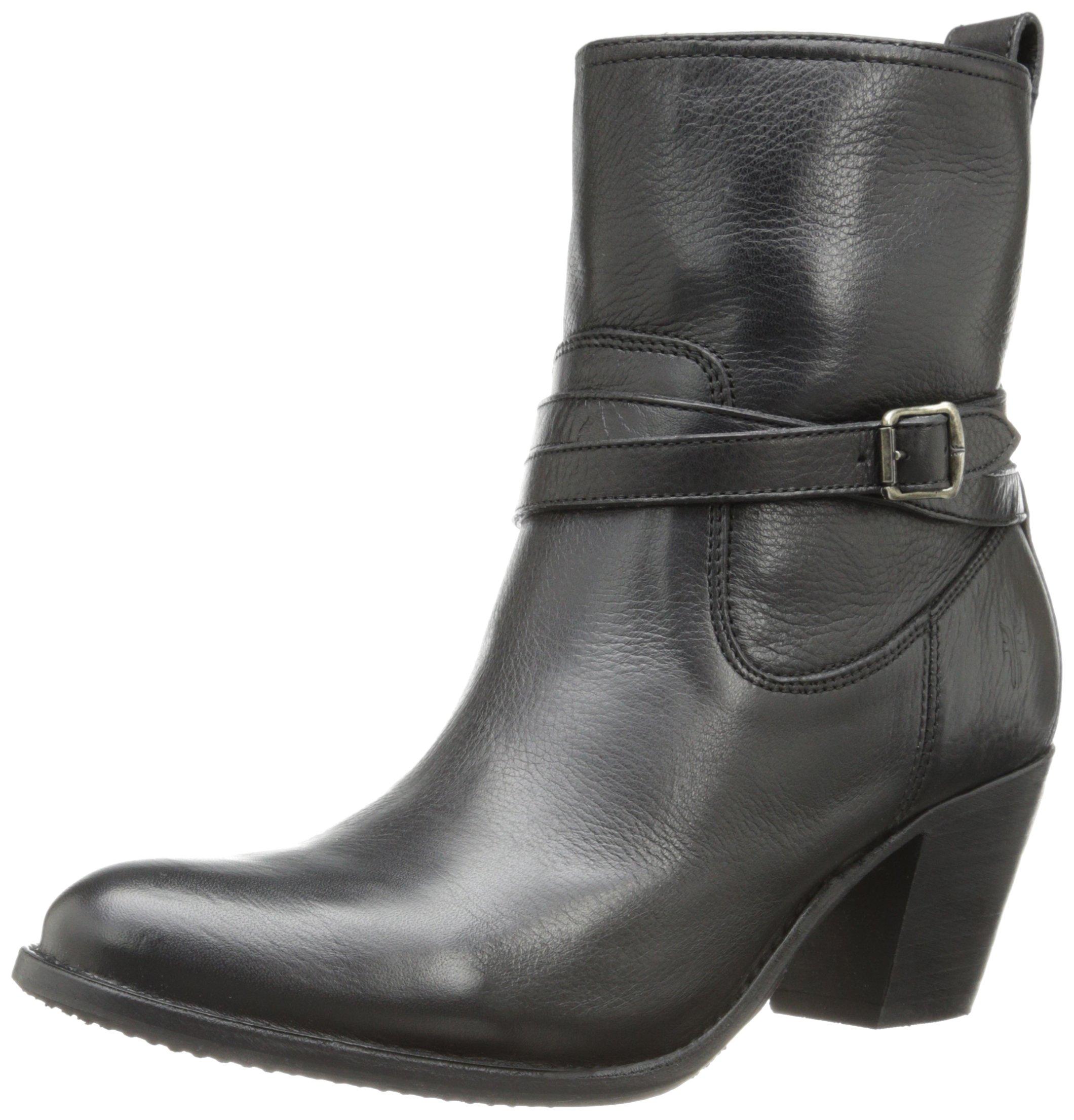 FRYE Women's Jackie Rivet Boot, Black, 10 M US by FRYE