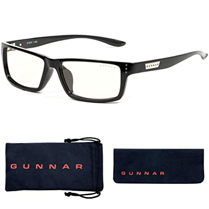 Riot/Onyx by Gunnar  | Clear Lens