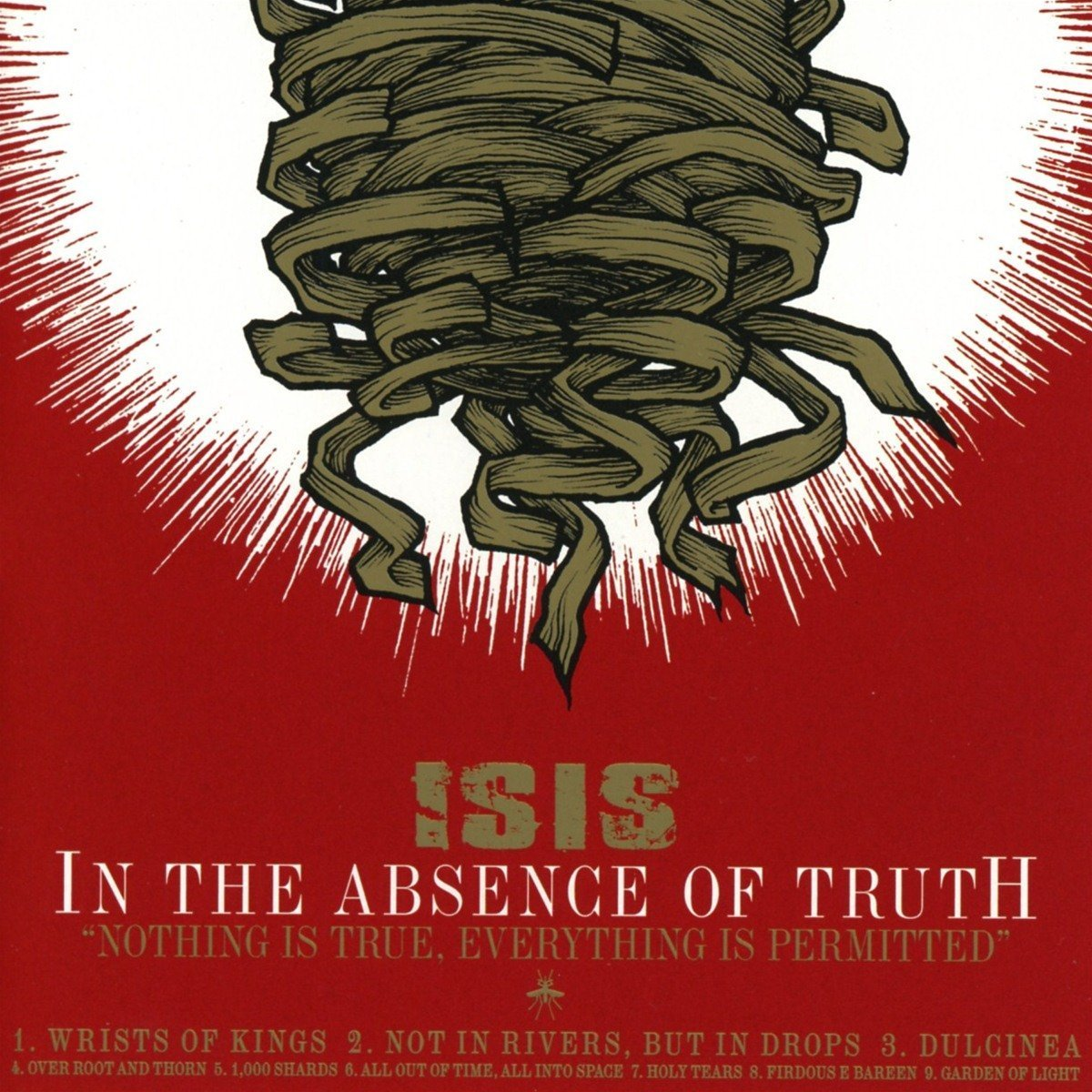 CD : Isis - In The Absence Of Truth (CD)