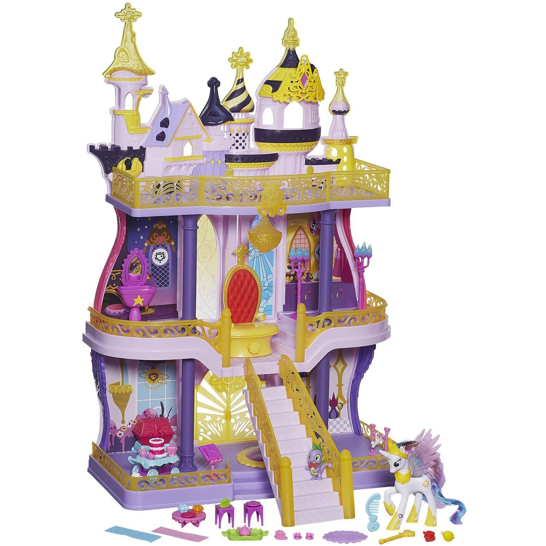 My Little Pony - Cutie Mark Magic Canterlot Castle Playset