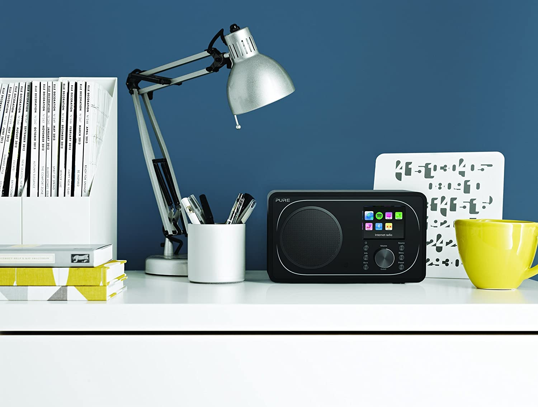 Pure Evoke F3 Digital DAB/FM/Internet Radio with Spotify Connect and ...