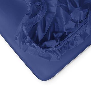 Home Funda de colchón Sábana per Cama y Cama de Agua 180x200 180x210 200x200 200x220 Alto 40 cm 190 g/m Öko-Tex Ropa de Cama estándar Sábanas para colchones ...