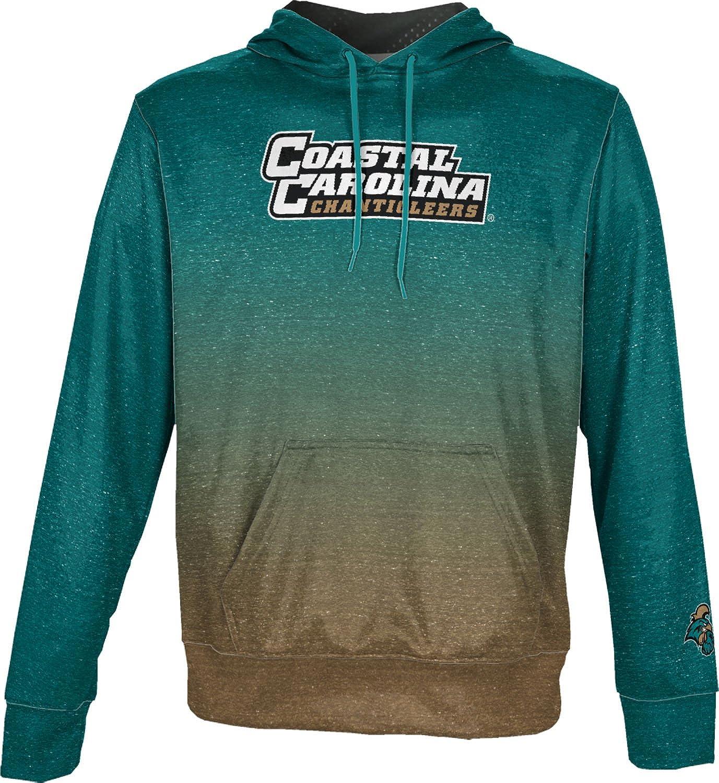 ProSphere Coastal Carolina University Mens Full Zip Hoodie Gradient