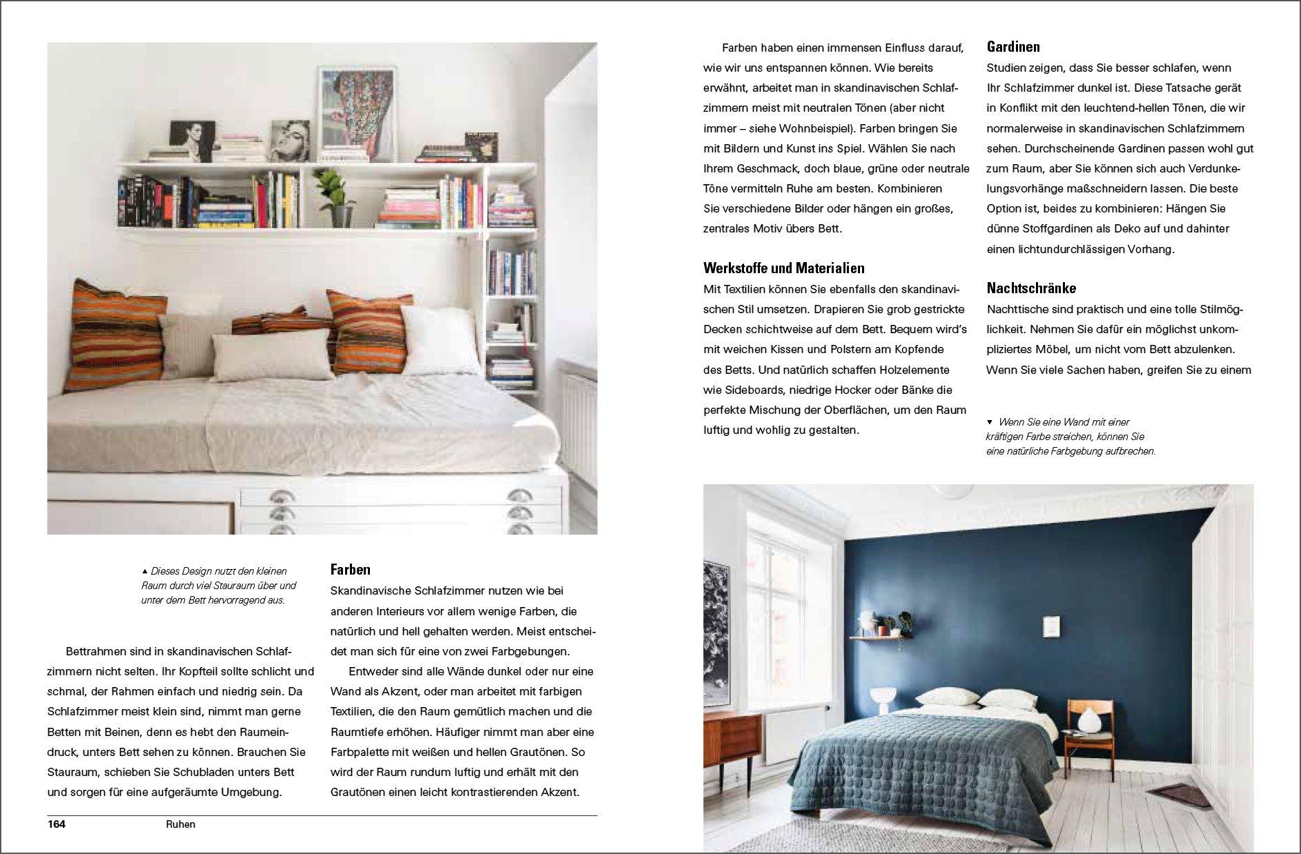 Scandinavian Style: Das Einrichtungshandbuch Raum für Raum: Amazon ...