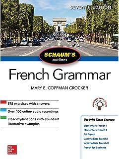 Schaum's Outline of French Grammar, 5ed (Schaum's Outline Series